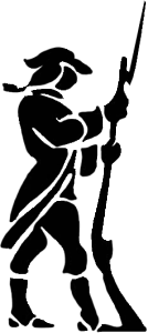 Jean Bonnet Tavern Minuteman graphic