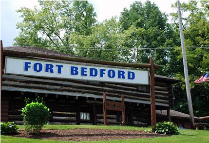 Fort Bedford exterior photo