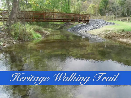 Bedford Heritage Walking Trail