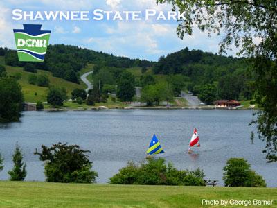 Shawnee State Park, Schellsburg, PA