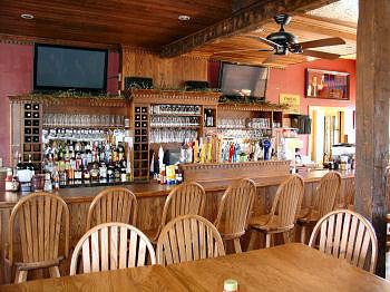 Tavern at Jean Bonnet looking toward Bar