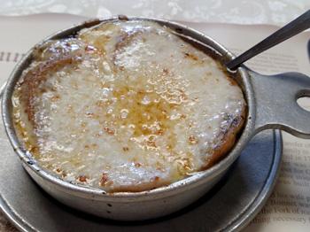 French Onion Soup at Jean Bonnet Tavern